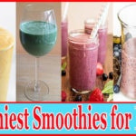 Top 10 Most Tasty & Healthy Shakes for Breakfast (with Calorie Count)
