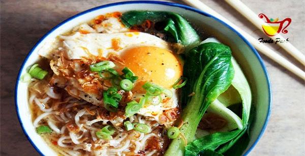Japanese Miso Ramen Soup Image