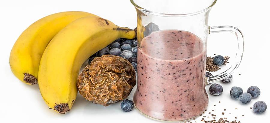 Berry Banana Shake Image