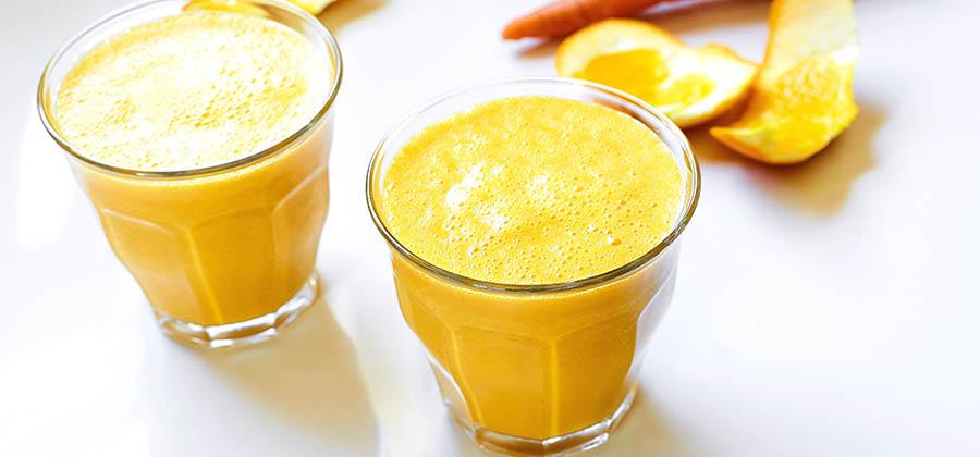 Skinny Orange Dream Shake for Breakfast Image