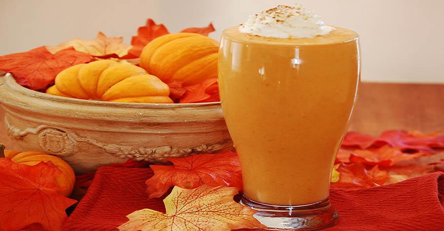 Vanilla Pumpkin Pie Shake Image
