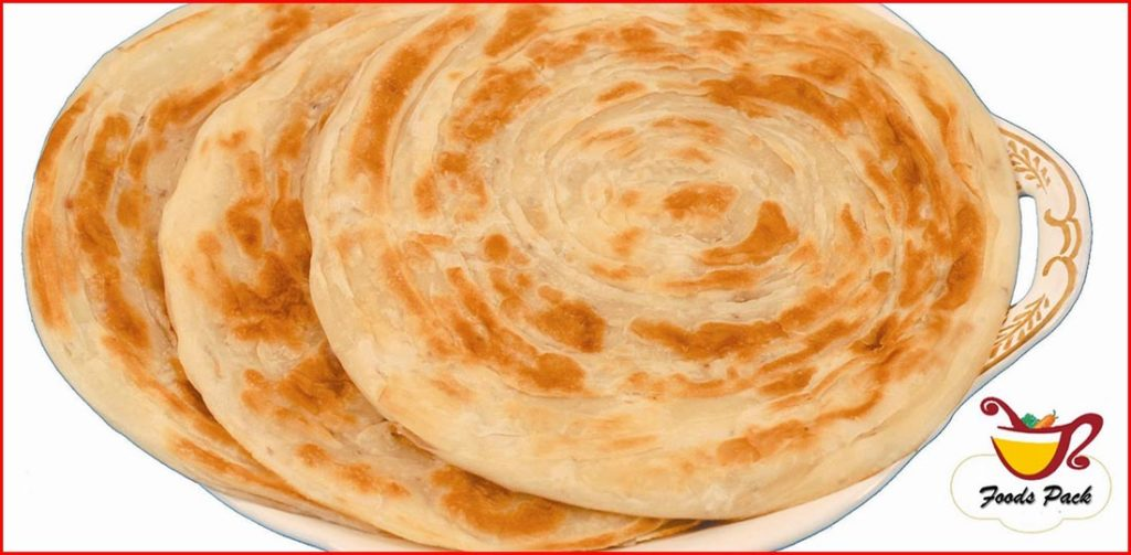 Laccha Paratha by Foodz Pack