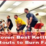 8 Killer Kettlebell Workout To Burn Fat & Tone Your Entire Body