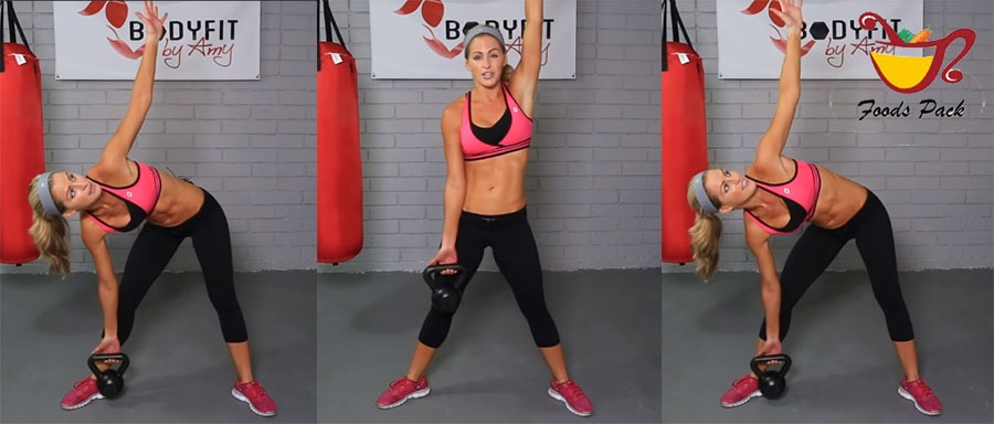 How to do Kettlebell Windmill Image