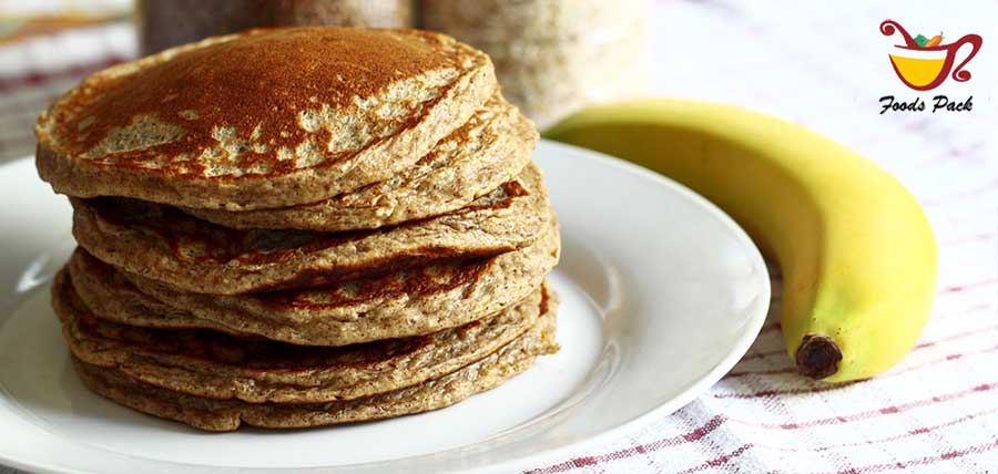 Flourless Pancakes Image of Quick Healthy Meals
