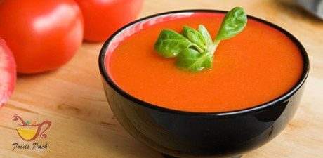 Cook Healthy Tomato Soup in 20 Minutes Image
