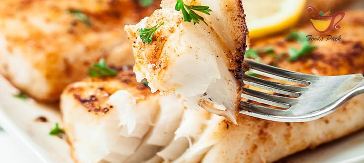 Lemon Butter Fish Image in Quick Healthy Meals