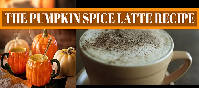 Cover of Pumpkin Spice Latte Recipe
