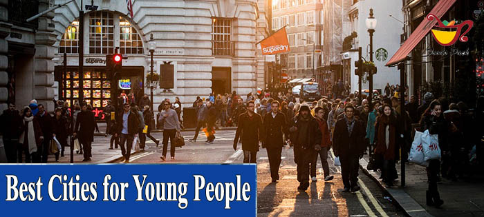 Best Cities for Young People Feature Image