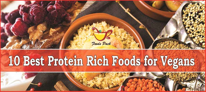 10 Best Vegan Sources of Protein with Health Benefits and Dishes You Can Make