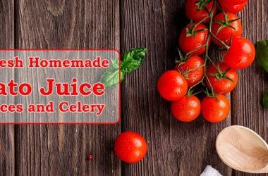 Tomato Juice Recipe Cover Image